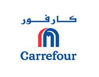 JWT - Carrefour Social Media post