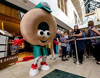 Krispy Kreme - Mascot Design