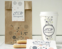 Branding - Fenugreek Bakery and Food Delivery