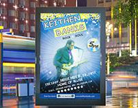 NEW Music Poster design bundle free PSD