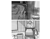 Illustration Story Board