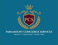 PARAMOUNT CONCIERGE SERVICES Logo