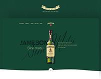 Jameson whiskey, redesign