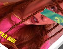 Nneka Gigi Spring '17 Digital Zine
