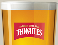 New brand for 200 year old brewer- Thwaites