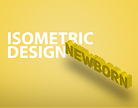 NewBorn Isometric Design