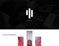 DJ Millzy Brand iD