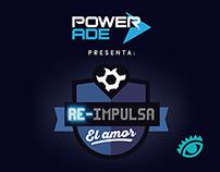 Powerade - ReImpulsa el Amor - Nuevos Talentos