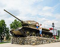 Travel to Tiraspol, Transnistria