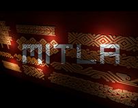Mitla's grecas