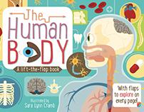 The Human Body illustrations