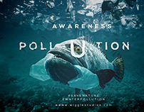 Water Pollution Concept Photo Manipulation
