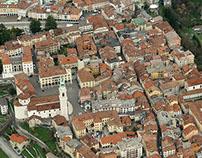 COMUNE DI BELLUNO - CITY MAP
