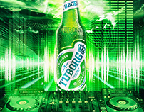 "Tuborg - ""Open for more"""