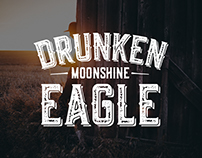 Drunken Eagle Moonshine