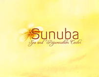 Sunuba Spa: Brochure