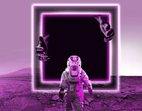 Wallpaper - On Mars