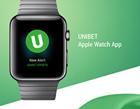 Unibet Apple Watch App