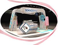 SENSODYNE Booth (Egypt) 2016