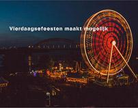 Vierdaagsefeesten Nijmegen (partnerbrochure)