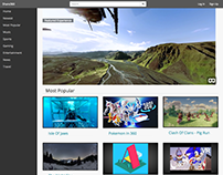 Share360 - a site for uploading and sharing 360 content