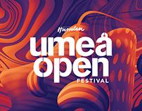 UMEÅ OPEN FESTIVAL 2016