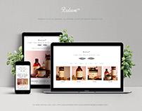 Redeem // Website