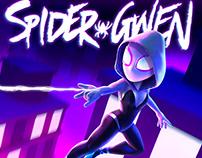 Spider Gwen - Fanart