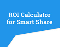 ROI Calculator for Smart Share Ipad