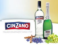 Cinzano - Web site