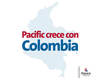 Clips Pacific crece con Colombia