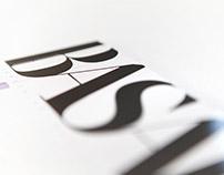 Logotype for magazine - Basar