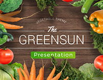The Greensun Presentation Template