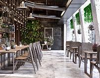 Restaurant / restauracja 03'2019
