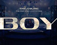 TRESURE - BOY / VFX
