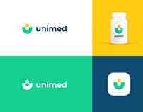 Unimed Logo Design