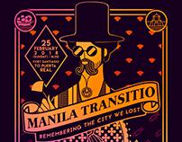 Manila Biennale : Open City 2018 - Manila Transitio