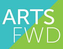 ArtsFwd.org / EmcArts: web + print design