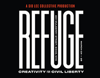 """Refuge"" Art Exhibit & ACLU Fundraiser Hits NYC 3/25"