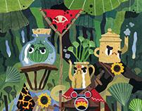 Jungle Exhibition