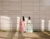 Mili and Amanda | Andaz Delhi