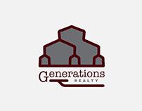 Generations Realty Logo