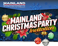 Mainland Information Systems Christmas Party 2015