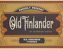 Old Finlander - FREE