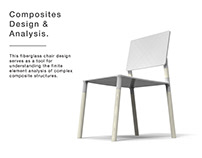 Composites Design & Analysis: Fiberglass Chair