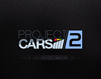 PROJECTS CARS 2 - LOGO LOOP