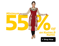 Flipkart Fashion Offers : Emailer