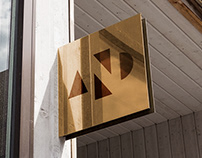 And Architecture — Brand Identity
