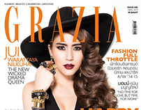Grazia Thailand - Issue 055
