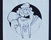 Viking Fest Logo Entry